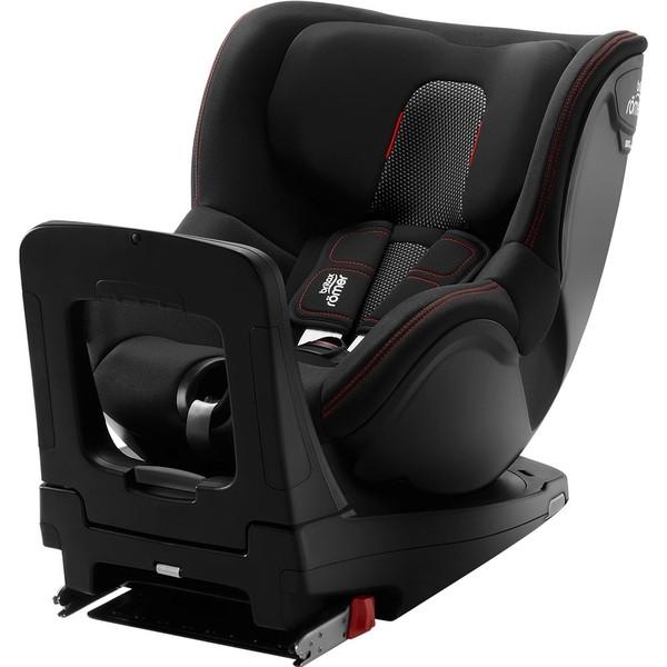 Автокресло Britax Romer Dualfix M i-Size Cool Flow Black (2000032894)
