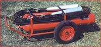 Огнетушитель углекислотный ОУ-80 (ВВК-56)