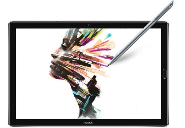 "Планшет Huawei MediaPad М5 Lite  3/32Gb Gray LTE 10"" Kirin 659 7500 мАч"