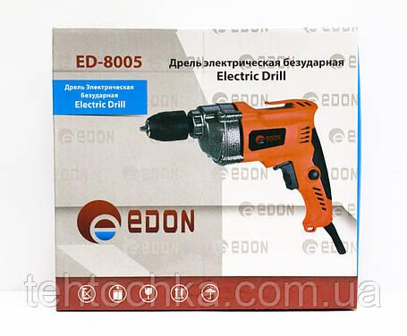 Дрель EDON ED-8006 А, фото 2