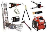 Аварийно-спасательные средства и оборудование