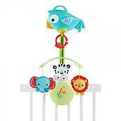 Музыкальный мобиль Fisher-Price Веселый попугай