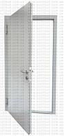 Дверь противопожарная ДПМ-01/60 (EI60) 1100x2100 мм