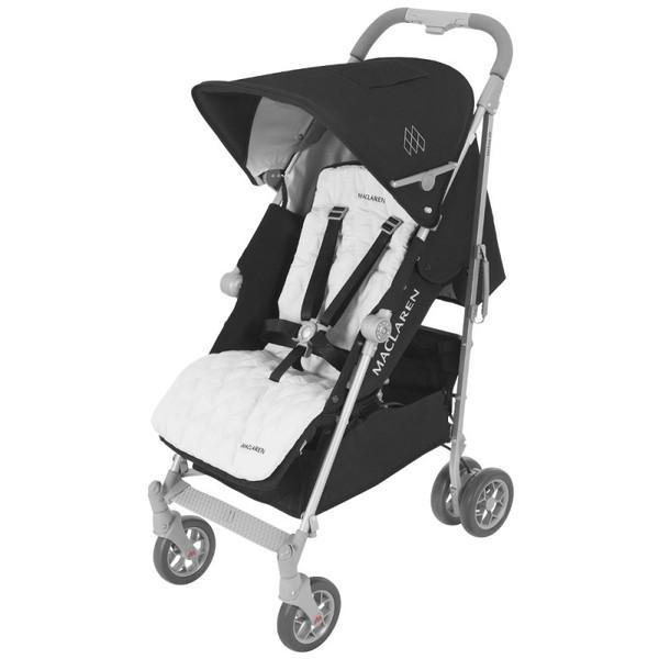 Прогулочная коляска Maclaren Techno XLR 2018, черный c серым (WD1G150092)