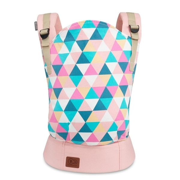 Рюкзак-переноска Kinderkraft Nino Pink (KKNNINOPINK000)