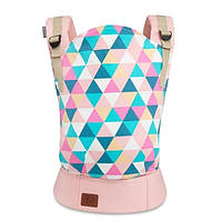 Рюкзак-переноска Kinderkraft Nino Pink (KKNNINOPINK000), фото 1