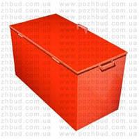 Ящик для песка 0,12 м.куб. (800x400x400)