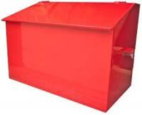 Ящик для песка 0,5 м.куб. (1220x670x700)