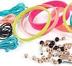 Набор для изготовления браслетов Wrappy Bands. Wooky 00559, фото 3