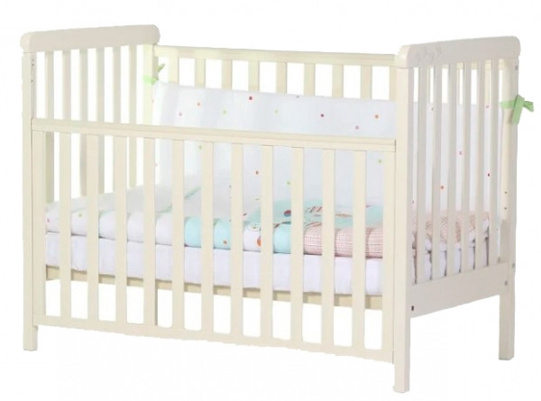 Детская кроватка Верес Соня ЛД-12, слоновая кость (12.3.1.7.04)