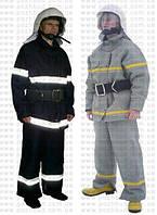 Защитная одежда пожарного (брезент)
