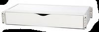 Ящик с продольным маятником Верес для кроваток ЛД-12 на ножках, белый (40.41.1.06)