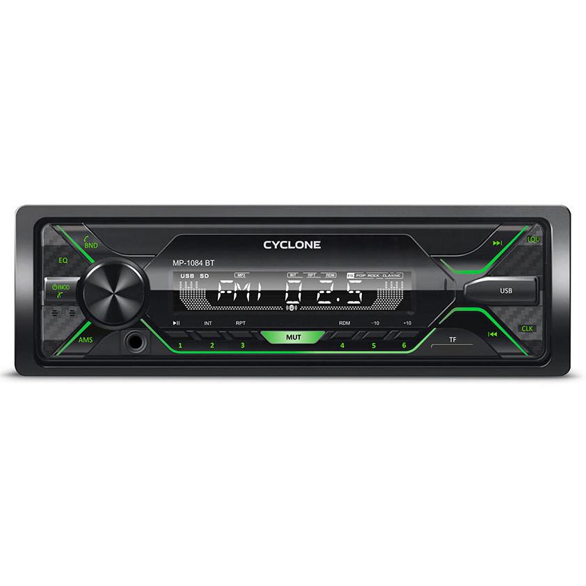 Автомагнитола MP3 проигрыватель CYCLONE MP-1084G BT