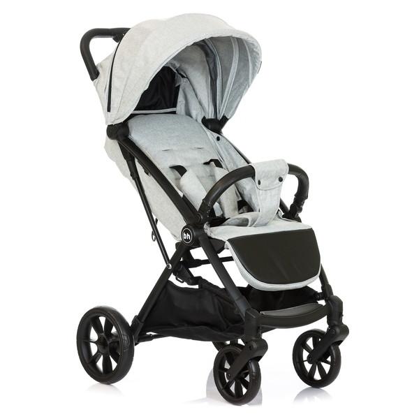 Прогулочная коляска Babyhit Impulse Light Grey, серый (71 780)