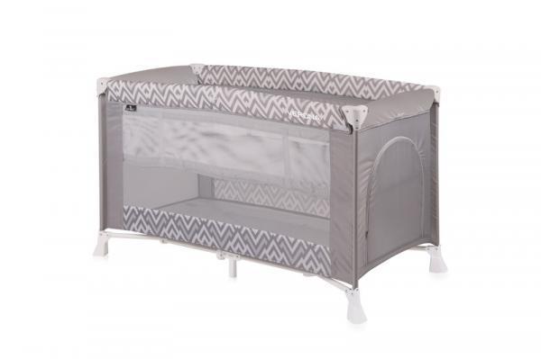 Манеж-кровать Lorelli Verona 2L, серый (20952)