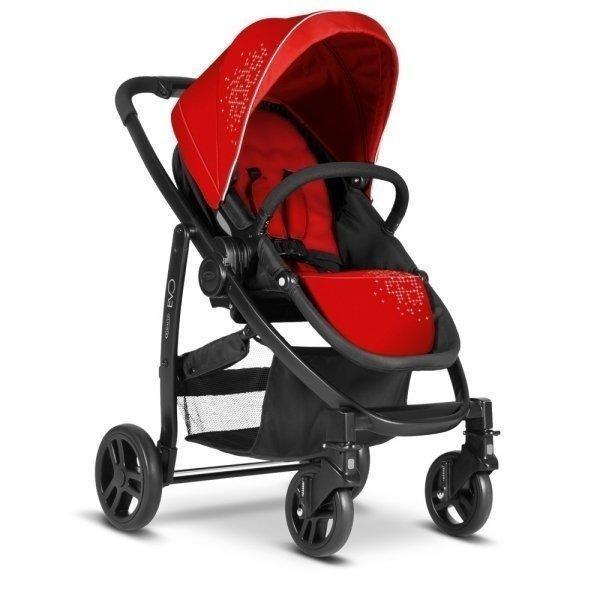 Прогулочная коляска Graco EVO Chilli, красный (G6AG99CRDU)