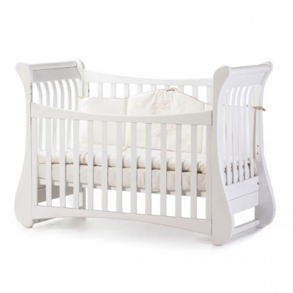Детская кроватка Верес Соня ЛД-20, белый (20.3.1.1.06)