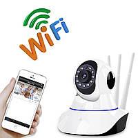 Камера видеонаблюдения IP поворотная Adna Smart Camera Y11 Wi-Fi камера для дома и офиса