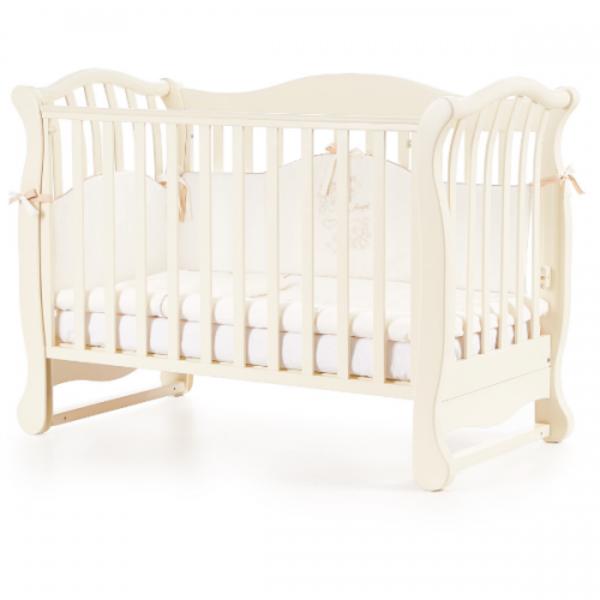 Детская кроватка Верес Соня ЛД-19, слоновая кость (19.3.1.1.04)