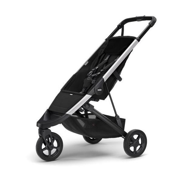Прогулочная коляска Thule Spring Stroller Aluminium (TH 11300100)