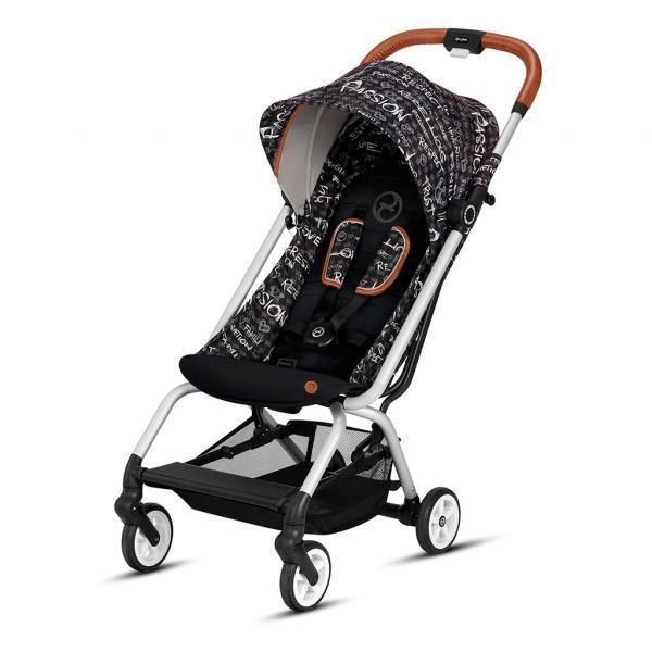 Прогулочная коляска Cybex Eezy S Values For Life Strength, черный (519000617)
