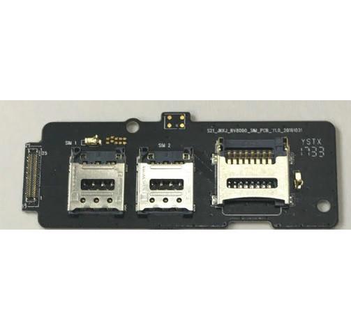 Слот SIM-карты СИМ и SD карты для Blackview blackview bv8000 pro