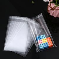 Пакет полипропиленовый с клеевым клапаном 10 x 18 см (уп-100 шт)