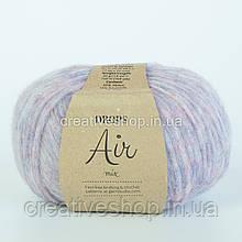 Пряжа Drops Air Mix (колір 15 purple haze)