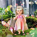 Кукла Baby Born Беби Борн старшая сестра Нежные объятия Сестричка-единорог Zapf Creation 829349, фото 3