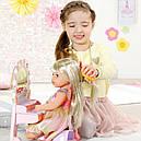 Кукла Baby Born Беби Борн старшая сестра Нежные объятия Сестричка-единорог Zapf Creation 829349, фото 6