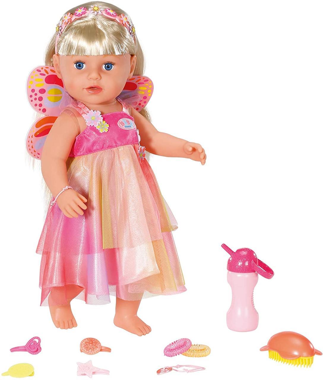 Кукла Baby Born Беби Борн старшая сестра Нежные объятия Сестричка-единорог Zapf Creation 829349