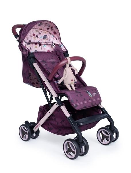 Прогулочная коляска Cosatto Woosh XL Fairy Garden, фиолетовый (CT4212)