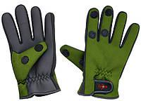Неопреновые перчатки Carp Zoom Smart Neoprene Gloves CZ2811 M