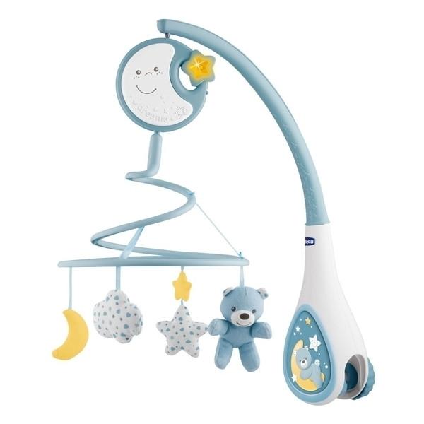 Игрушка на кроватку Chicco Next2Dreams, голубой (07627.20)