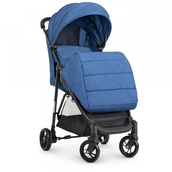 Прогулочная коляска Bambi М 4249, синий (22399)