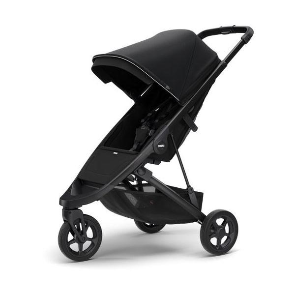Прогулочная коляска Thule Spring Black/Midnight Black (TH 11300200-11300301)