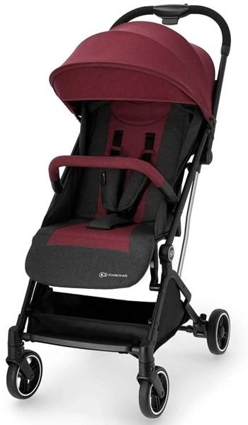 Прогулочная коляска Kinderkraft Indy Burgundy KKWINDYBRG0000 (00-00158345)