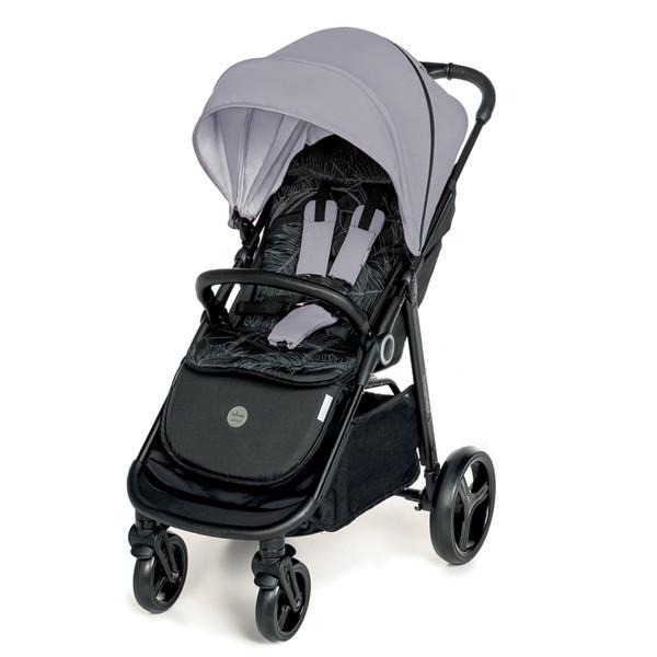 Прогулочная коляска Baby Design COCO 2020 Light Gray (202407)
