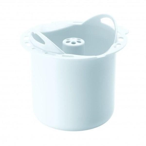 Контейнер для варки круп Beaba Babycook Plus, белый (912466)