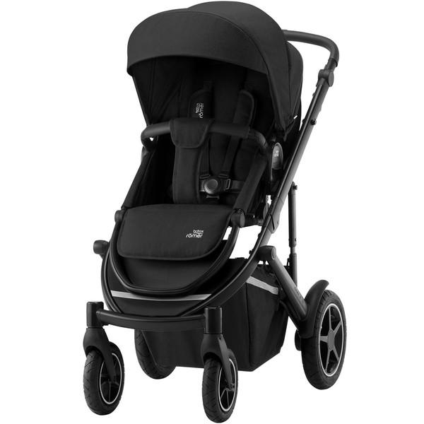 Прогулочная коляска Britax Romer Smile III Space Black, черный (2000032757)