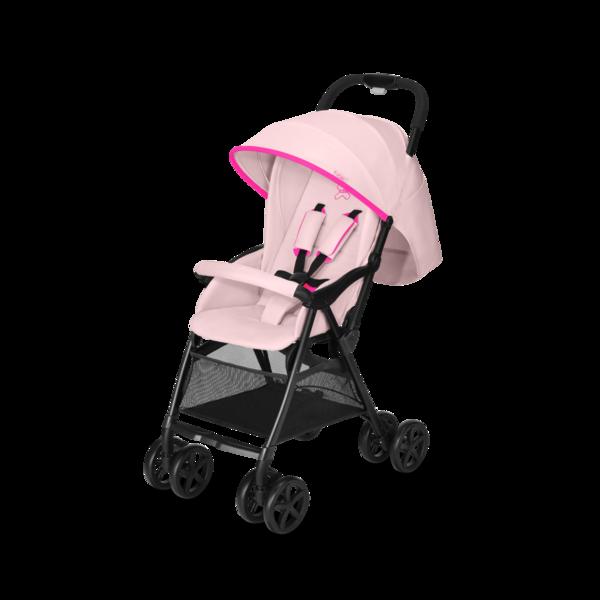 Прогулочная коляска CBX Yoki Neon Light Pink, розовый (519002761)