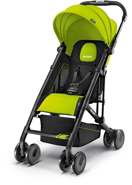Прогулочная коляска Recaro EasyLife Lime, салатовый с черным (5601.21362.66)