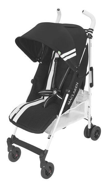 Прогулочная коляска Maclaren Quest FC, черный (WD1G045132)