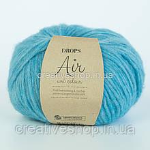 Пряжа Drops Air Uni (цвет 21 sea blue)