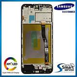 Дисплей Samsung M205 Galaxy M20 Чёрный Black GH82-18682A оригинал!, фото 2