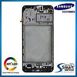 Дисплей Samsung M307 Galaxy M30S Чёрный Black GH82-21265A оригинал!, фото 2
