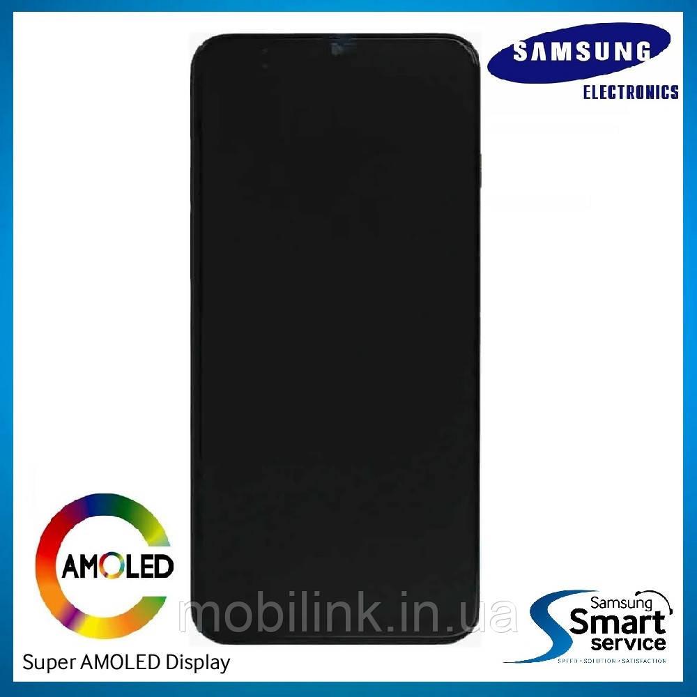 Дисплей Samsung M515 Galaxy M51 Чёрный Black GH82-23568A оригинал!