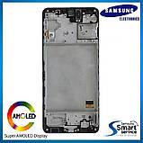 Дисплей Samsung M317 Galaxy M31S Чёрный Black GH82-23774A оригинал!, фото 2