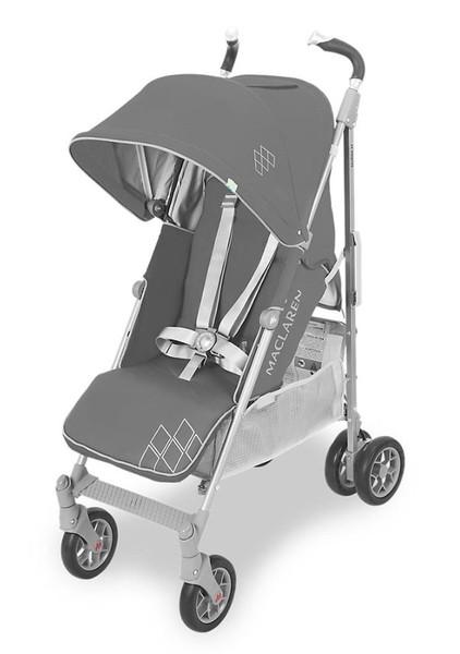 Прогулочная коляска Maclaren Techno XT Charcoal Silver, серый (WD1G070612)