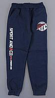 Спортивные брюки утепленные для мальчиков, фото 1